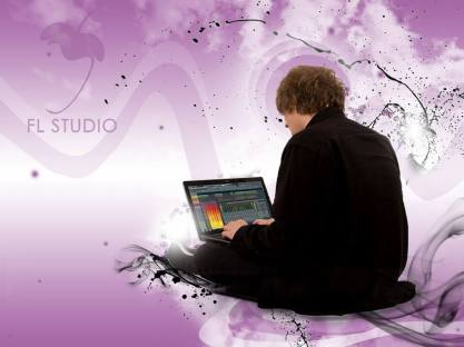I <3 FL Studio. Thanks to Rebekah Pascouau Photography for the photo.