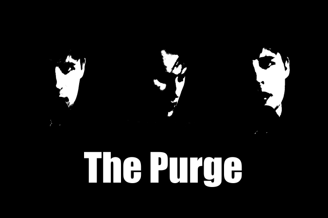 The Purge - Faces Logo